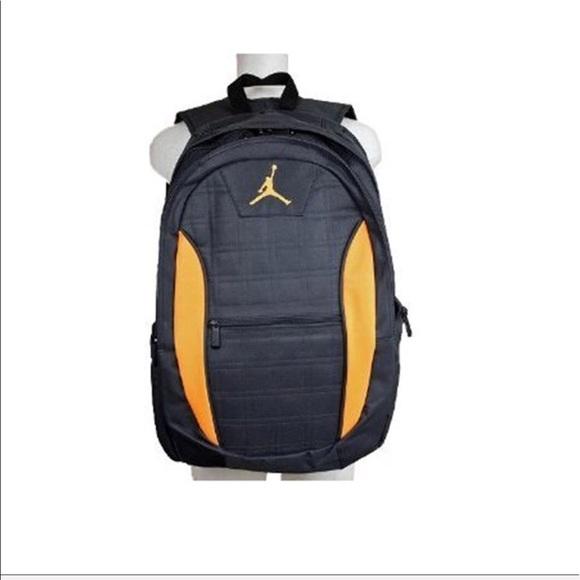 Nike Air Jordan Jumpman Laptop Size Backpack NEW a1de52285bf82